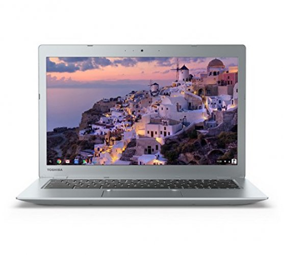 "Toshiba Chromebook 2, 13.3"", Intel Celeron 3215U, 4GB RAM, 16GB SSD (Certified Refurbished)"