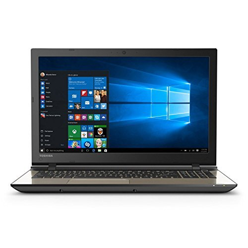 "2016 New Edition Toshiba Satellite 15.6"" High Performance Laptop with Flagship Specs, AMD Quad-Core A10-8700P Processor up to 3.2GHz, 12GB Ram, 1TB Hard Drive, DVD, HDMI, Backlit Keyboard, Windows 10"