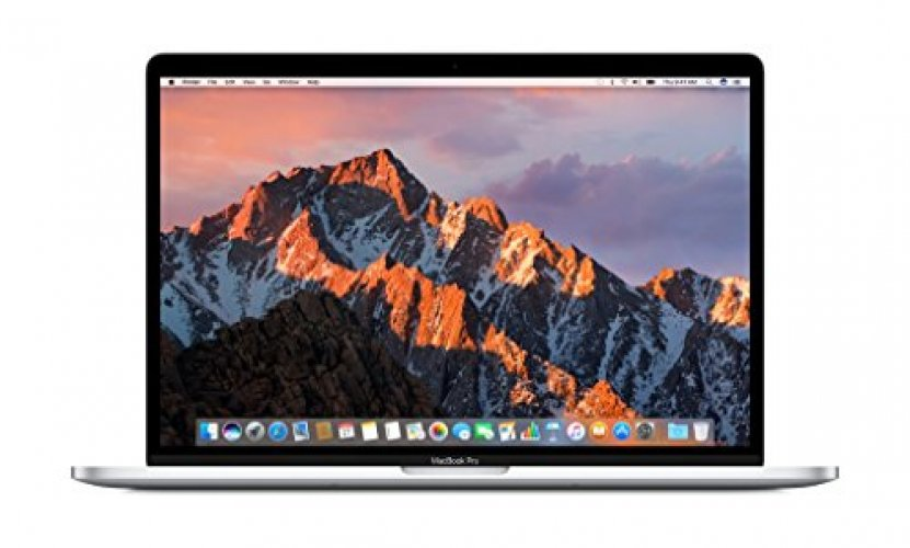 Apple MacBook Pro MLW72LL/A 15.4-inch Laptop with Touch Bar (2.6GHz quad-core Intel Core i7, 256GB Retina Display), Silver