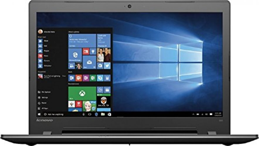 "2017 Lenovo 17.3"" HD+ High Performance Premium Laptop, Intel Core i5-6200U Processor, 8GB RAM, 1TB HDD, Intel HD Graphics 520, DVD, HDMI, VGA, Bluetooth, 802.11ac, Webcam, Windows 10-Black"