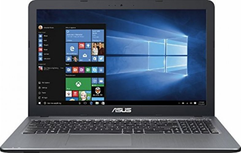"2016 Asus VivoBook X540SA 15.6"" High Performance Premium HD Laptop (Intel Quad Core Pentium N3700, 4GB RAM, 500GB HDD, SuperMulti DVD, Wifi, HDMI, VGA, Webcam, Windows 10 silver)"