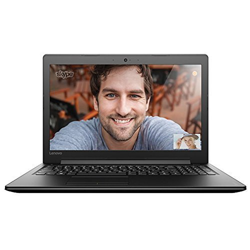 Lenovo 15.6 inch Premium HD Laptop, Latest Intel Core i7-7500U 2.7 GHz, 12 GB DDR4 RAM, 1 TB HDD, SuperMulti DVD, VGA, HDMI, Bluetooth, 802.11ac, HD Webcam, Windows10-Black