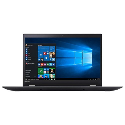 "2017 Lenovo Flex 5 15.6"" 2-IN-1 FHD (1920x1080) IPS Touchscreen Laptop: Intel Core i7-7500U, 512GB SSD, 16GB DDR4, NVIDIA 940MX, Backlit Keys, Windows 10 - Onyx Black (Certified Refurbished)"